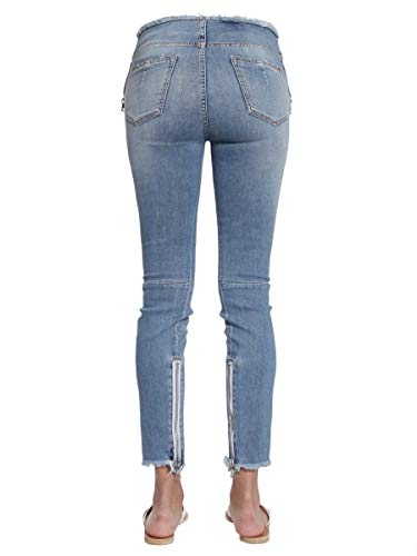 Blu Cotone Uwyb002r180200017100 Jeans Project Unravel Donna O7q8xXwn1