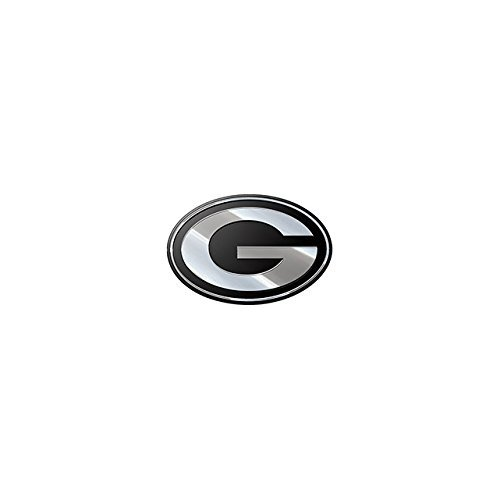 Team ProMark Green Bay Packers Heavy-Duty Metal Auto Emblem