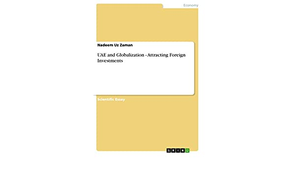 Amazon com: UAE and Globalization - Attracting Foreign