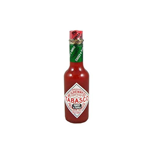 (Tabasco Sweet & Spicy Pepper Sauce 5oz (Pack of 3))