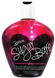 Price comparison product image Brown Sugar BROWN SUGAR BARE 99 Elite Bronzing Silicone Tanning Lotion - 13.5 oz.