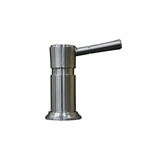 lovely Jaclo 1050-BSS Svo Soap & Lotion Dispenser, Brushed Stainless Steel