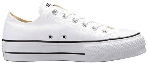 Damen White navy Weiß Ctas garnet Sneaker 102 Converse navy garnet Lift white Ox dnIPfaq