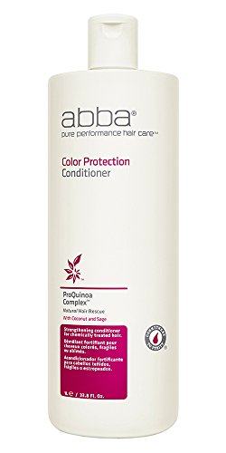 - ABBA Pure Color Protect Conditioner, 33.8 Fl Oz