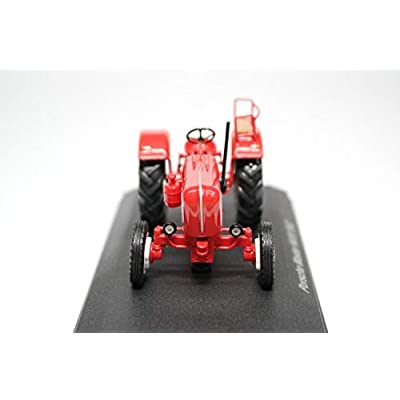 Porsche Master N419 Red 1962 Year - Standard Tractor - 1/43 Scale Collectible Model Vehicle - One of The Most Popular Tractor Among Collectors and Fans of Porsche Diesel: Toys & Games
