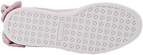 Bow White Puma winsome Mujer Zapatillas Orchid Uprising puma Rosa Suede Wn's 03 Para 5wxwfP1qB