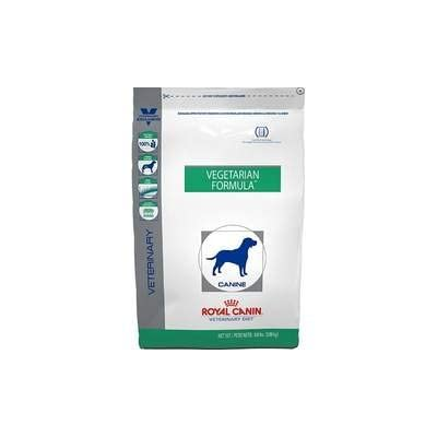 Royal Canin Veterinary Diet Vegetarian Formula Dry Dog Food 17.6 lb