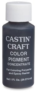 Environmental Castin' Craft Opaque Pigment 1 Oz: Black