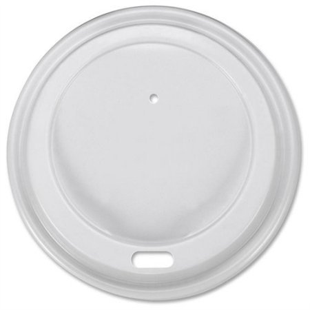 Disposable Insulated To Go Ripple Biodegradable Hot Coffee Cups with Lids [8 oz with Lid] by Berkley Square (Image #4)
