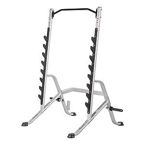 HOIST FITNESS HF-5970 Multi-Purpose Squat Rack – Platinum
