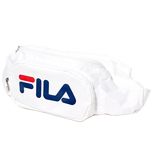 Fila Women's Fanny Pack, White/Red/Peacoat, One Size