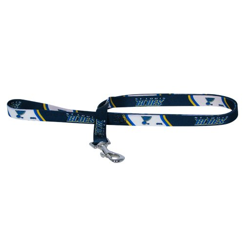 Hunter Mfg. LLP NHL St. Louis Blues Pet Lead, Team Color, Medium