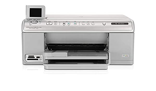 HP Photosmart C6380 All-in-One Printer - Impresora multifunción ...
