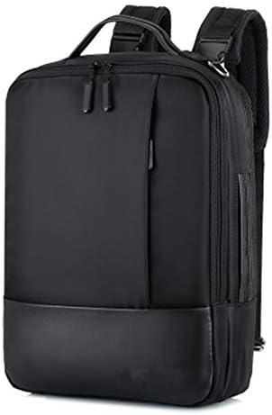 Herren Computer Rucksack Umhängetasche Tragbare DREI-Use Business Rucksack Student Bag Reisetasche