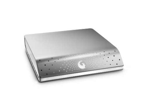 Seagate FreeAgent Desk 2 TB USB 2.0 Desktop External Hard Drive ST320005FDA2E1-RK (Silver)