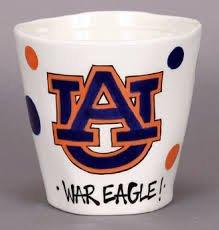 (Auburn Tigers Wobbly Mug)