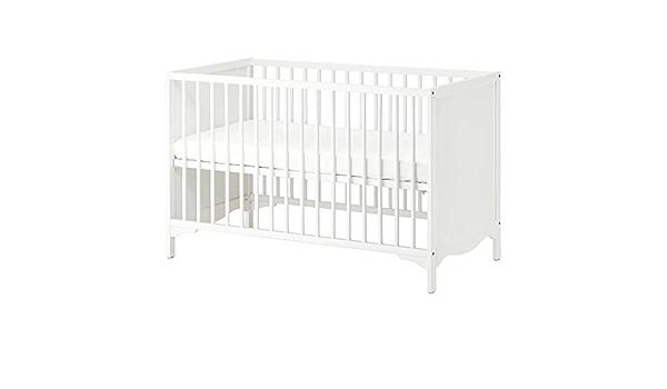 IKEA SOLGUL - Cuna (60 x 120 cm), color blanco: Amazon.es: Hogar