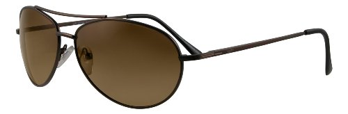 UV3+ Gold Mens Aviator - Sunglasses Uv3
