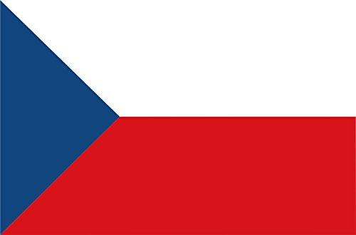 magFlags Large Flag Czechoslovakia | landscape flag | 1.35m² | 14.5sqft | 90x150cm | 3x5ft -- 100% Made in Germany -- long lasting outdoor flag