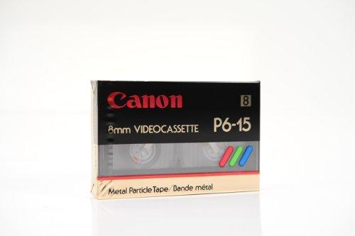 Canon 8mm Videocassette P6-15 by Canon