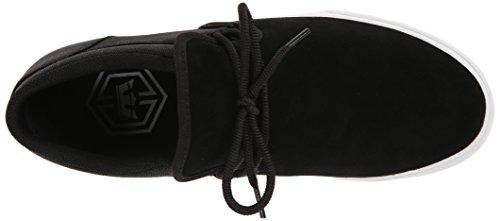 Supra Cuba Sneaker Schwarz / Weiß / Wildleder