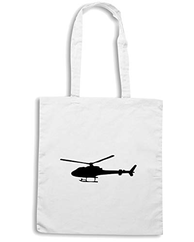 Shopper WAR Bianca Shirt TM0505 Speed Borsa ELICOPTER 6wqZ47gRx