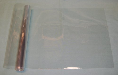 20 Yard Roll 10 2 mil Paperless Brodart Clear Archival Polyester Mylar Book Covers by Brodart by Brodart