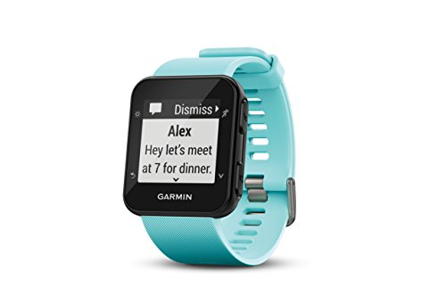 Garmin Forerunner 35, Easy-to-Use GPS Running Watch, Frost Blue, 1 (010-01689-02) 4