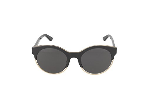Black Rose Grey SOL Diorsideral1 Gafas Gold de Black Negro X0SRxw