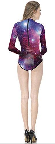 Costume intero Donna Donna intero Thenice Costume Thenice Stars FwzFgExS
