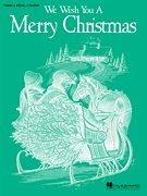 We Wish You A Merry Christmas (Piano/Vocal/Guitar)