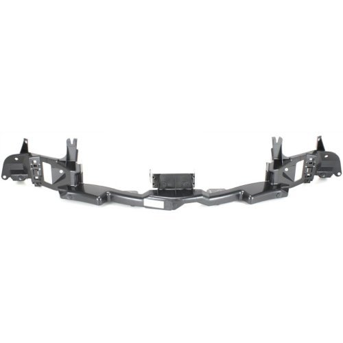 Header Panel Compatible with PONTIAC GRAND PRIX 2004-2008 FRONT Support Chrome Plated Plastic Base/GT/GT1/GT2/GTP/GXP Models (Header Prix Grand)