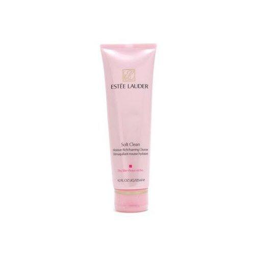 Estee Lauder Soft Clean Moisture Rich Foaming Cleanser 125ml/4.2oz