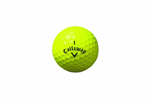 Callaway HEX Warbird Golf Ball -Pack of 12