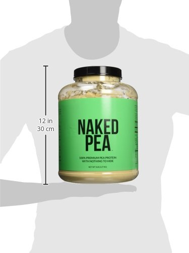 5LB-100-Pea-Protein-Isolate-from-North-American-Farms-Bulk-Plant-Based-Vegetarian-Vegan-Protein-Easy-to-Digest-Speeds-Muscle-Recovery-Non-GMO-Lactose-Soy-and-Gluten-Free-76-Servings