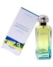 Un Jardin En Mediterranee by Hermes Edt 3.3oz/100ml Spray New In White Box