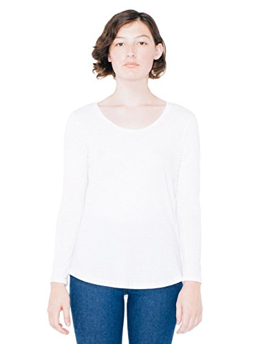 american-apparel-womens-long-sleeve-ultra-wash-tee-white-medium