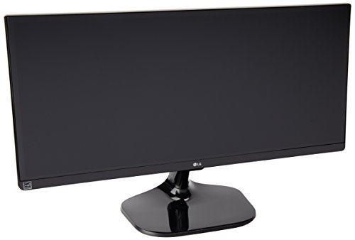 LG 25UM58 Monitor LED IPS 25', 250cd/m², 2560 X 1080 Pixeles, color Negro