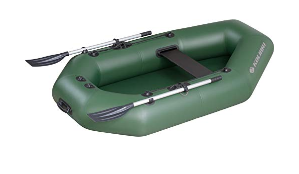 kolibri K-220-TS - Barca Hinchable con somier (Incluye Espejo ...