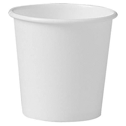 SOLO 374W2050 4 Oz. Paper Hot CupWhite (1000-Pack) 1000-Pack