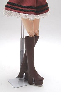 1/6 thick-soled boots, thick Sanomaru (Dark Brown) (japan import)