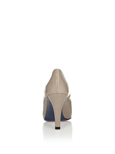 Farrutx sandal 41481 - Sandalias de vestir para mujer gris