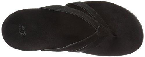 10 Women's B Black Balance US Thong Shasta New Black Sandal YpZUw5q