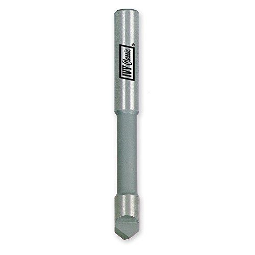 IVY Classic 10832 1/4-Inch Panel Pilot Carbide Router Bit, 1/4-Inch Shank, 1/Pouch
