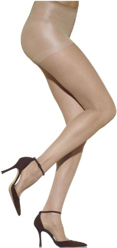 (Silkies Women's Control Top Pantyhose -Medium)