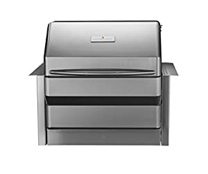 Memphis Grills Pro Wood Fire Pellet Smoker Grill Wi-Fi (VGB0001S), Built-in, 304 Stainless Steel Alloy made by  fabulous Memphis Grills