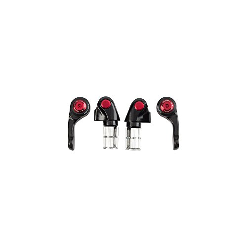 MicroShift Double / Triple 10 speed Carbon Bar End Levers Shifters Set