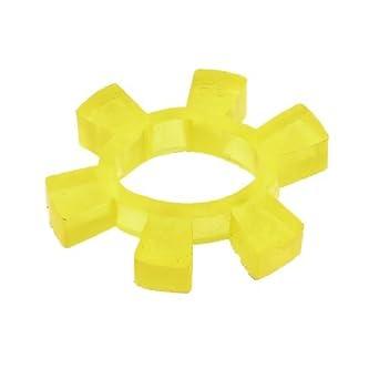 Amarillo Poliuretano PU 56mm Dia Coupling Buffer acoplador Damper: Amazon.es: Industria, empresas y ciencia