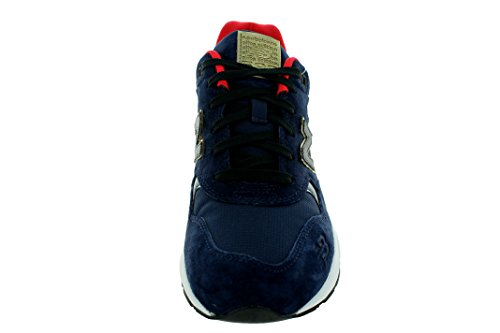 Red Gold 580 Men's Balance amp; Men Running with US Lifestyle 13 New Navy Shoe aSqB8xYnw