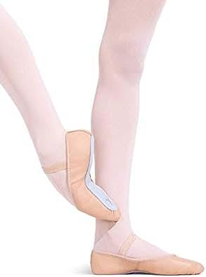 Capezio Daisy 205 Ballet Shoe (Toddler/Little Kid),Ballet Pink,1 N US Little Kid
